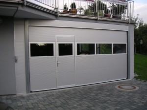 Garagen Tor 2